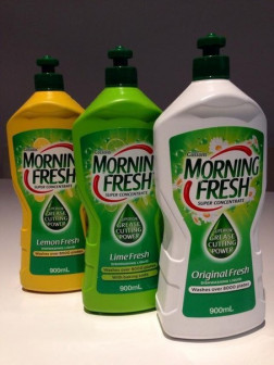 Жидкость для мытья посуды Morning Fresh, 900 мл