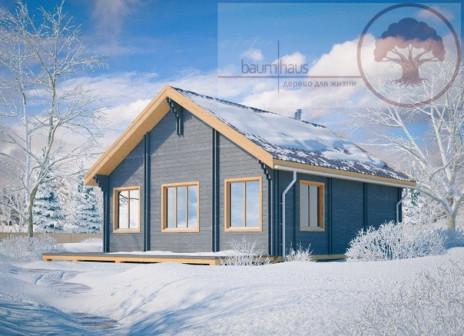 Финский деревянный дом за 1,1 миллион