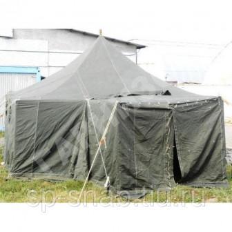 Барачная армейская палатка унифицированная зимняя (БАПУЗ 20)