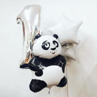 Набор шаров Панда