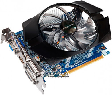 Видеокарта NVIDIA GeForce GTX 650