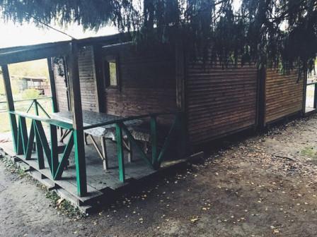 Тёплый домик 3х6 метров