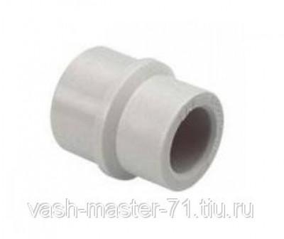 Муфта EKOPLASTIK переходная вннар PPR 50 х 32 мм