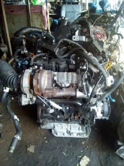 Двигатель в сборе  Kia Sportage 2.0 CRDi АКПП 2016 год. Англия