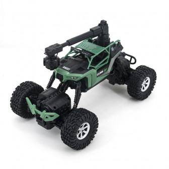 Радиоуправляемый краулер амфибия Crazon Green Crawler 4WD c WiFi FPV камерой   171604B
