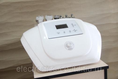 Аппарат RF лифтинга, безыгольная мезотерапия, криотерапия, дермабразия