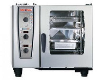 Пароконвектомат RATIONAL Combimaster 61 газ