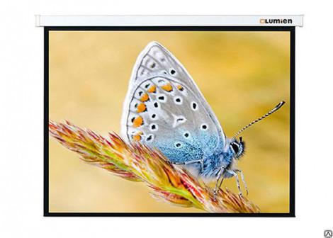 Проекционный экран с электроприводом Lumien Master Control (LMC 100109) 183