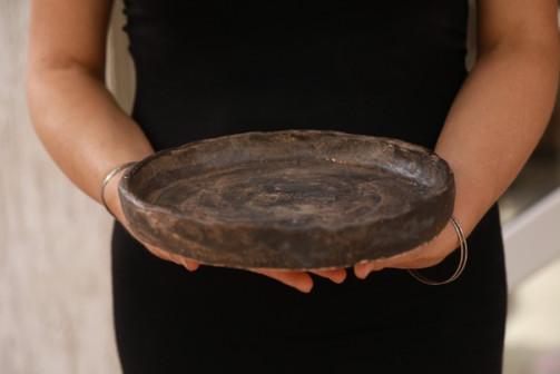 Сковорода керамическая жаропрочная для духовки.