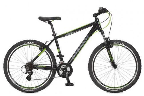 Велосипед Stinger Reload XR 21 2015 черный 20