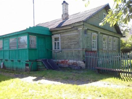Продается доля дома и земельного участка в д.Бородино