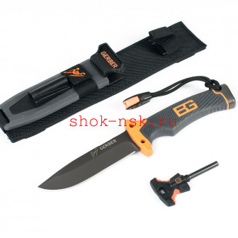 Нож для выживания Gerber Bear Grylls Ultimate Knife
