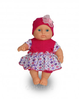 Кукла Карапуз 4 девочка В2868
