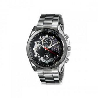 Строгие стальные часы DINIHO 8013G