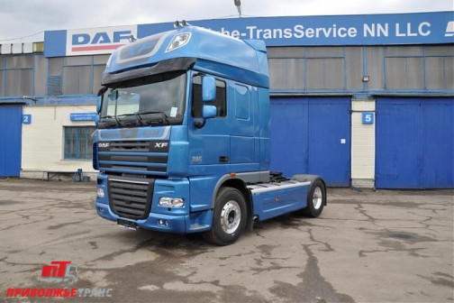 DAF FT XF 105.460 GR SSC