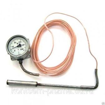 Термометр газовый показывающий ТГП 100ЭК М1 ухл4(0 100С)