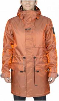 Куртка мужская VIRUS Kronik оранжевая металлик