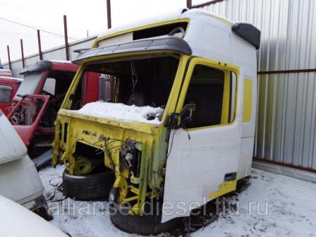 Кабина некомплектная бу Volvo FH 12Вольво ФШ 12