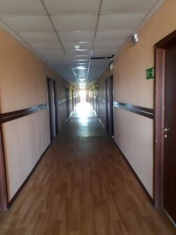 гостиница для рабочих
