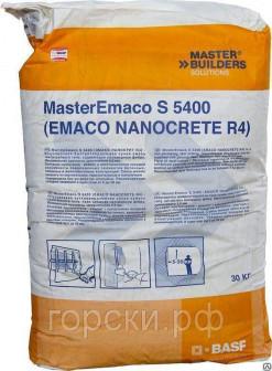 Эмако Nanocrete R4 ремонтная смесь, 30кг