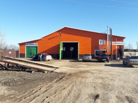 Готовый бизнес по ремонту автомобилей в Кукуштане