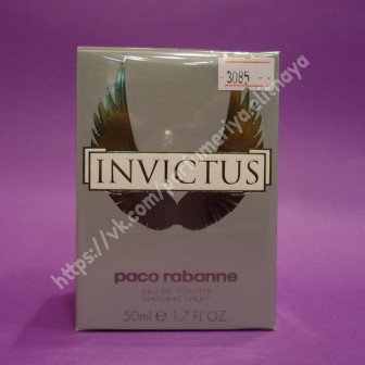 PACO RABANNE Invictus edt 50ml М