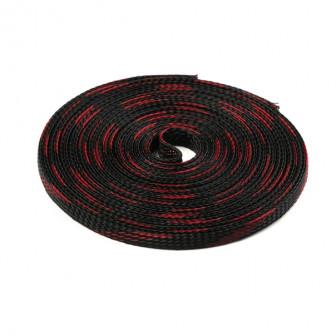 Диаметр 12 мм 5 метров Оплетка ПЭТ для проводов (Змеиная кожа) Арт 101