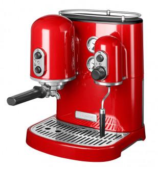 Кофемашина Artisan Espresso KitchenAid, 2 бойлера  цвет красный