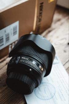 Объектив Nikon AF-S nikkor 28 mm f/1.8G