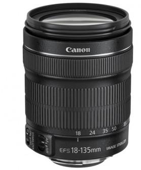 Объектив Canon EF-S Lenses 18-135 F/ 3,5-5,6 IS STM