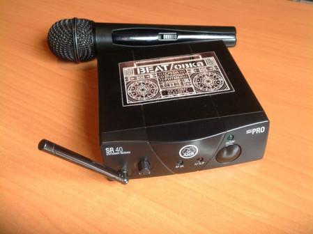 AKG mini Pro SR40