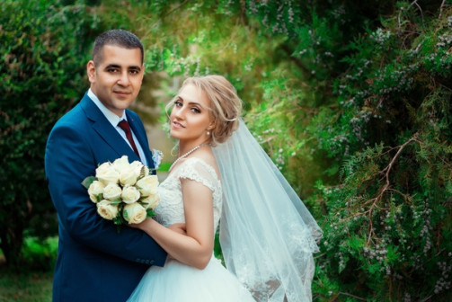 Свадебная фотография