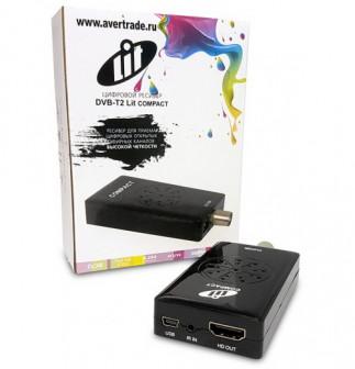 Ресивер эфирный цифровой LIT Compact DVB-T2