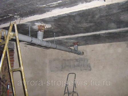 Монтаж канализации, водопровода, отопления Воронеж