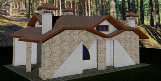 Архитектурное и конструктивное проектирование частного домостроения