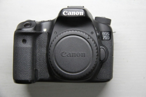 """<span style=""""font-family: 'Arial'; font-size: 12pt; color: #000000;"""">Canon EOS 70D Body</span>"""