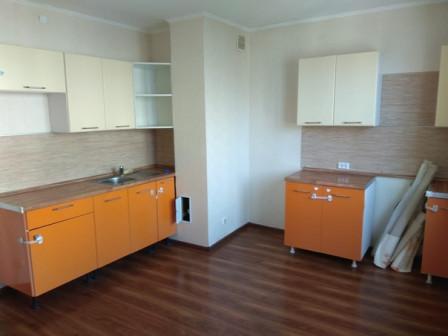 Просторная квартира площадью 43 м.кв.