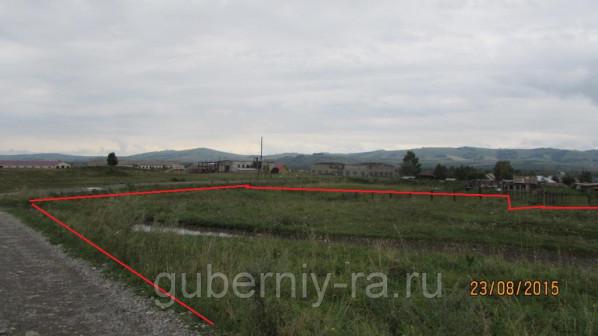 Земельный участок в Подгорном