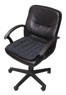Сиденье с наполнителем из гречневой лузги