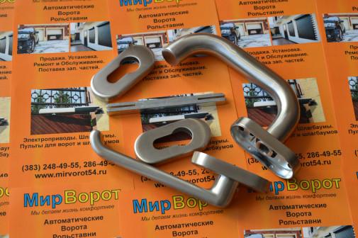 Ручка для калитки секционных ворот Штифт 8 Нержавеющая сталь