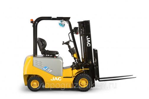 Вилочный электропогрузчик JAC CPD18