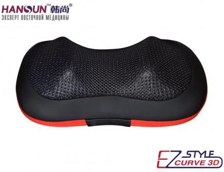 Массажная подушка HANSUN EZ STYLE 3D HS619 Black