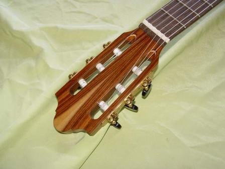 Классическая мастеровая гитара Nadin