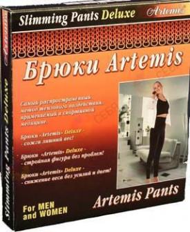 ARTEMIS DELUXE Брюки для похудения Артемис Делюкс, Artemis Deluxe, размер XL
