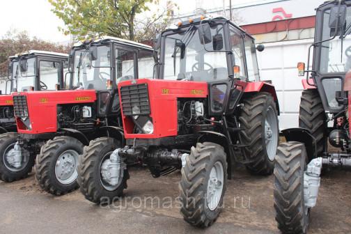 Трактор МТЗ 821 беларус