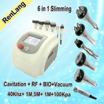 Аппарат кавитации RF лифтинг, вакуум