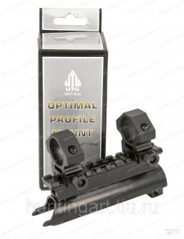 Крышка ствольной коробки Leapers CKC с верхним основанием Weaver и кольцами 25,4 мм
