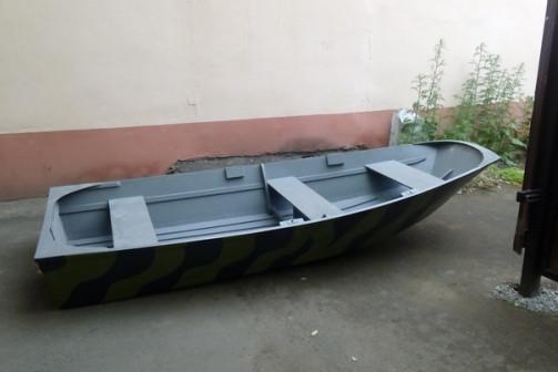 лодка картоп