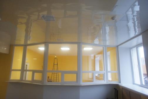 Антибактериальные алюминиевые подвесные потолки