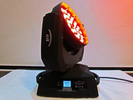 Световая голова Led Wash Zoom 36*12W RGBW